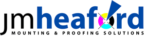 JM Heaford logo